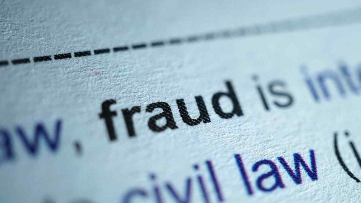 ley del limón versus reclamo de fraude